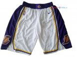 Los Angeles Lakers - Pantalon NBA Nike Blanc 2018/2019