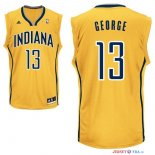 Indiana Pacers - Maillot NBA Paul George 13 Jaune