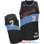Cleveland Cavaliers - Maillot NBA Kyrie Irving 2 Retro Noir