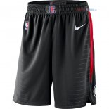 Los Angeles Clippers - Pantalon NBA Nike Noir Statement 2018