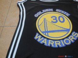 Golden State Warriors - Maillot Femme NBA Stephen Curry 30 Noir