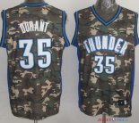 2013 Camouflage Fashion - Maillot NBA Durant 35