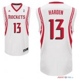 Houston Rockets - Maillot NBA James Harden 13 Blanc