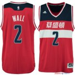 Washington Wizards - Maillot NBA John Wall 2 Washington Rouge