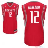 Houston Rockets - Maillot NBA Dwight Howard 12 Rouge