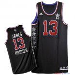 2015 All Star - Maillot NBA James Harden 13 Noir
