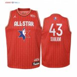 2020 All Star-Maillot Junior NBA Pascal Siakam 43 Rouge