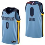 Memphis Grizzlies - Maillot NBA JaMychal Green 0 Bleu Statement 2017/2018