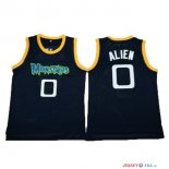Film Basket-Ball - Maillot NBA Alien 0 Noir Tune