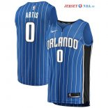 Orlando Magic - Maillot NBA Jamel Artis 0 Bleu Icon 2017/2018