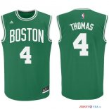 Boston Celtics - Maillot NBA Isaiah Thomas 4 Vert
