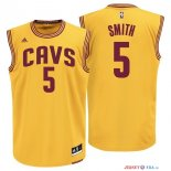 Cleveland Cavaliers - Maillot NBA J.R.Smith 5 Jaune