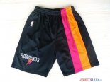 Miami Heat - Pantalon NBA Retro Floridians Noir