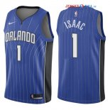 Orlando Magic - Maillot NBA Jonathan Isaac 1 Bleu Icon 2017/2018