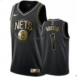 Brooklyn Nets - Maillot NBA D'Angelo Russell 1 Or Edition