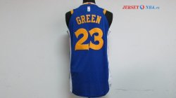 Golden State Warriors - Maillot NBA Draymond Green 23 Bleu 2017/2018