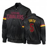 Cleveland Cavaliers-Survetement NBA J.R. Smith 5 Noir