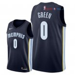 Memphis Grizzlies - Maillot NBA JaMychal Green 0 Marine Icon 2018