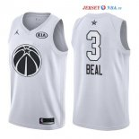 2018 All Star - Maillot NBA Bradley Beal 3 Blanc