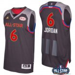 2017 All Star - Maillot NBA Deandre Jordan 6 Charbon