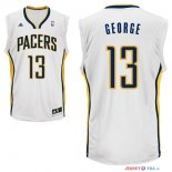 Indiana Pacers - Maillot NBA Paul George 13 Blanc