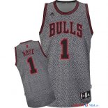 Chicago Bulls - Maillot NBA Rose 1 2013 Static Fashion