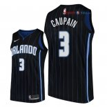 Orlando Magic - Maillot NBA Troy Caupain 3 Noir Statement 2018