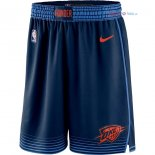 Oklahoma City Thunder - Pantalon NBA Nike Marine Statement 2018