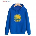 Golden State Warriors-Sweat Capuche NBA Bleu