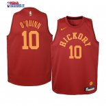 Indiana Pacers - Maillot Junior NBA Kyle O'Quinn 10 Retro Bordeaux