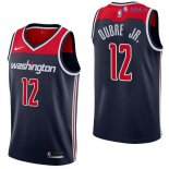 Washington Wizards - Maillot NBA Kelly Oubre Jr 12 Marine Statement 2017/2018