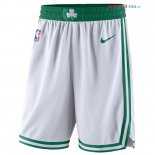 Boston Celtics - Pantalon NBA Blanc