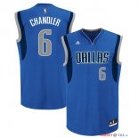 Dallas Mavericks - Maillot NBA Tyson Chandler 6 Bleu