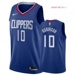 Los Angeles Clippers - Maillot NBA Jerome Robinson 10 Bleu Icon 2018