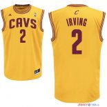 Cleveland Cavaliers - Maillot NBA Kyrie Irving 2 Jaune