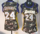 2013 Camouflage Fashion - Maillot Femme NBA Bryant 24