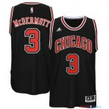 Chicago Bulls - Maillot NBA Doug McDermott 3 Noir