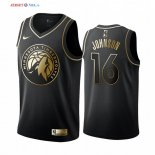 Minnesota Timberwolves-Maillot NBA James Johnson 16 Or 2019/2020