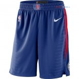Los Angeles Clippers - Pantalon NBA Nike Royal Bleu 2018