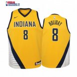 Indiana Pacers - Maillot Junior NBA T.J. McConnell 9 Retro Blanc