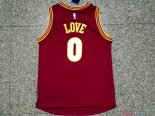 Cleveland Cavaliers - Maillot NBA Kevin Love 0 2015/2016 Rouge
