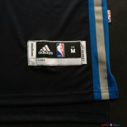 Dallas Mavericks - Maillot NBA Dirk Nowitzki 41 Noir