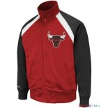 Chicago Bulls - Survetement NBA Rouge Noir