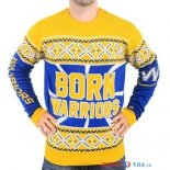 Golden State Warriors - NBA Unisex Ugly Sweater Jaune