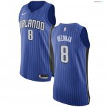 Orlando Magic - Maillot NBA Mario Hezonja 8 Bleu Icon 2017/2018