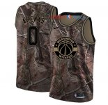 Washington Wizards - Maillot NBA Gilbert Arenas 0 Camo Swingman Collection Realtree 2018