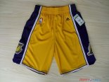 Los Angeles Lakers - Pantalon NBA Jaune